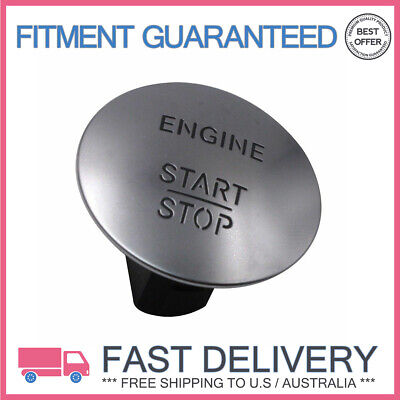 New 2215450714 For Mercedes-Benz Push To Start//Stop Button Keyless Go Engine