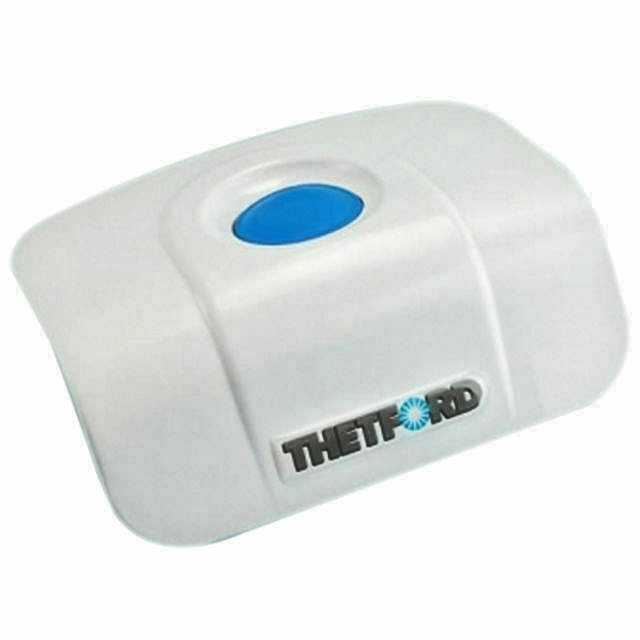 Thetford C200CWE Swivel Toilet Bezel Flush Switch Caravan Motorhome 2377162 TSP1