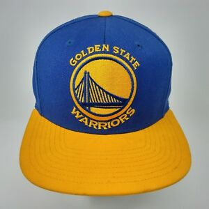 9a242ee6de4 Image is loading Golden-State-Warriors-Mitchell-amp-Ness-NBA-snapback-