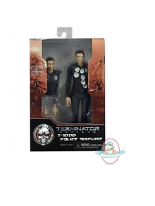 Terminator Genisys T-1000 7 inch Figure by Neca BD Chest Piece