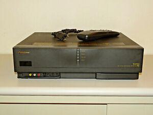 Panasonic NV-HD700 High-End VHS-Videorecorder mit FB, 2 Jahre Garantie
