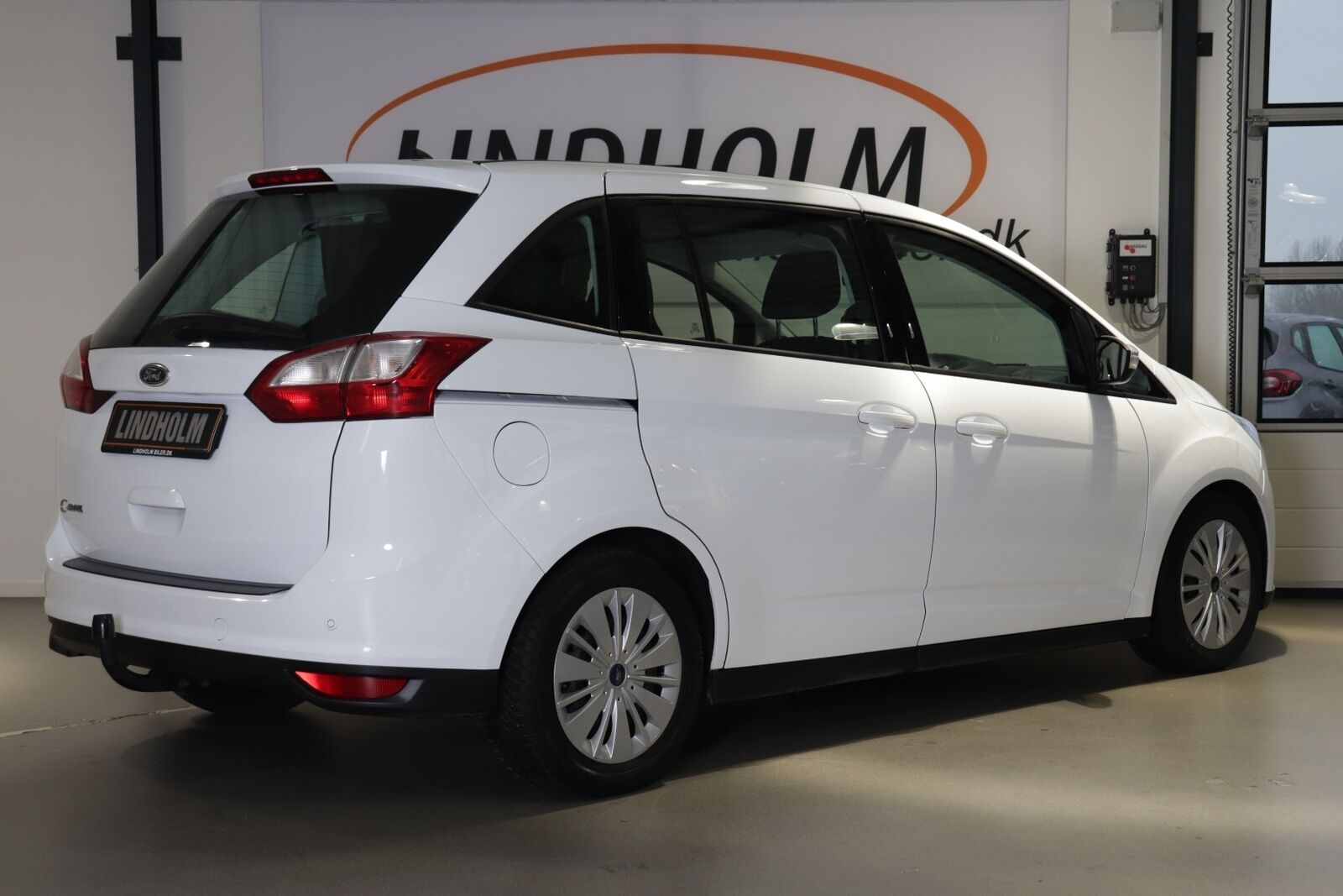 Ford Grand C-MAX TDCi 120 Business