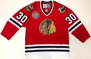 ED BELFOUR CHICAGO BLACKHAWKS 1991 ALL STAR GAME CCM VINTAGE HOME ... 664528233