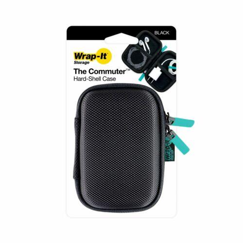 Wrap-It Storage Commuter Hard-Shell Storage Case