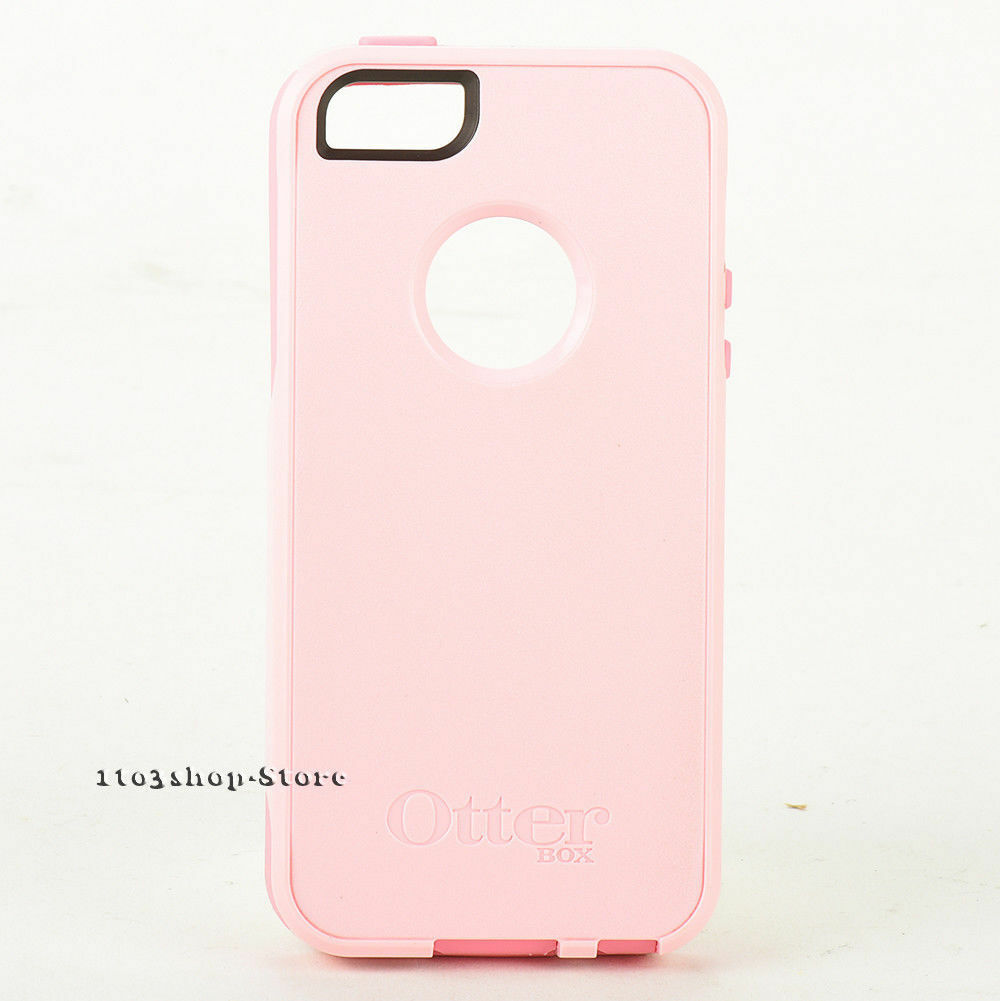 Otterbox Commuter Iphone 5 Iphone 5s Iphone Se Hard Case Bubblegum