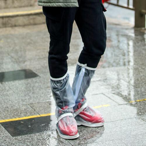 Waterproof Shoes Covers Outdoor Motorcycle Cycling Men Women Rain Boot Cover