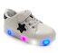 LED Light Up Baby Causal Skate Sport Shoes Kids Boys Girls Dance Sneakers