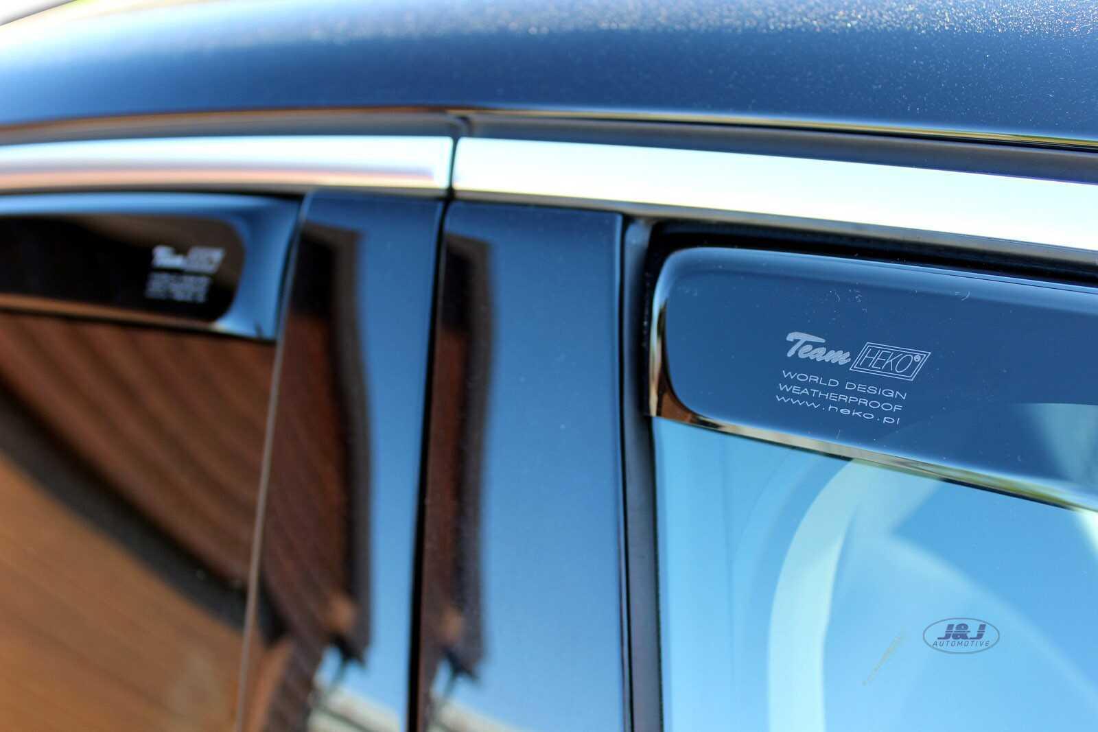 Wind Deflectors AUDI A3 Limusine V8 Sedan 4 doors since 2013 2 pc HEKO