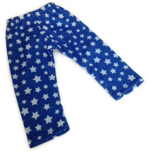 White Tank Top /& Blue w//Stars Leggings fits 18 inch American Girl Doll Clothes
