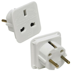 Uk Travel Adapter For India
