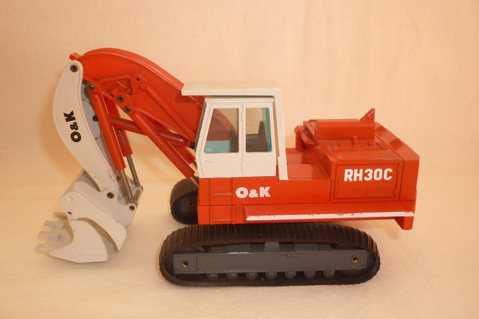Nzg - Miniatura de Metal - o & k Rh 30C - Excavadora sobre Orugas - 1 50 -
