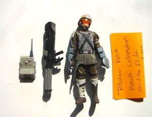 Star Wars Legacy Force Unleashed Complete 2010 TRU Rahm Kota/'s Militia Elite