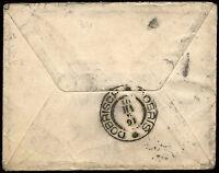 Austria 1901 St. Gilgen - Dobrisch Cover #C25686