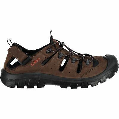 Cmp Scarponcini Avior Hiking Sandal Marrone Tinta Nubuckleder-mostra Il Titolo Originale