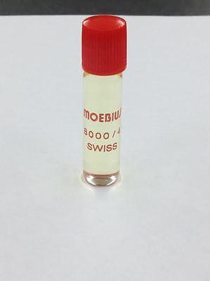 Moebius 8000 Swiss Made Watch Oil