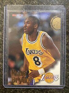 1996-97 NBA Hoops Kobe Bryant Rookie Card RC 281 Lakers HOF   eBay