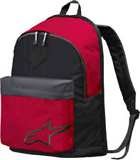 ALPINESTARS STARTER Motorcycle Backpack (Red/Black)