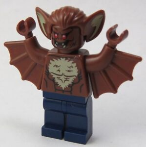 Man-Bat LEGO Super Heroes figure figurine minifig set 76011 70905 sh086