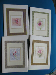 Singapore-Orchid-Greeting-Card-4pcs