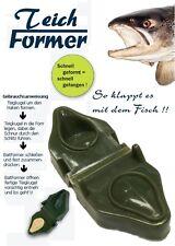 5 x il ORIGINALE stagno Former!!! troutbait trote impasto Former baitformer Gulp