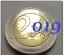 2-EURO-COMMEMORATIVI-2019-FDC-UNC miniature 1