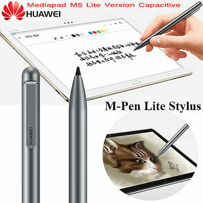 Broonel Red Fine Point Digital Active Stylus Pen Compatible with The Huawei MediaPad M5 lite 10.1