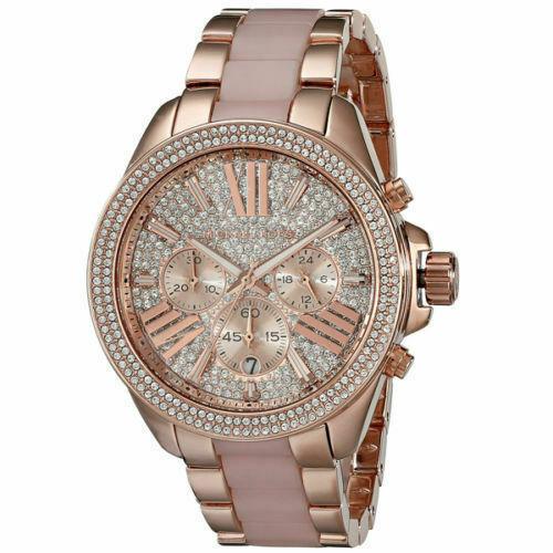 Michael Kors MK6096 Wren Women's Watch Rose Gold for sale online   eBay