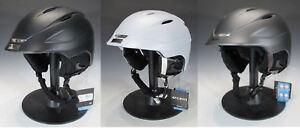 GIRO-Seam-Ski-amp-Snowboard-Helmet-Small-Black-or-Small-Gray