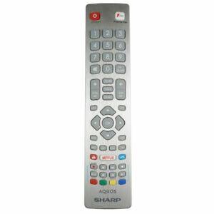 Authentique Sharp LC-24DHG6001KFP TV Télécommande