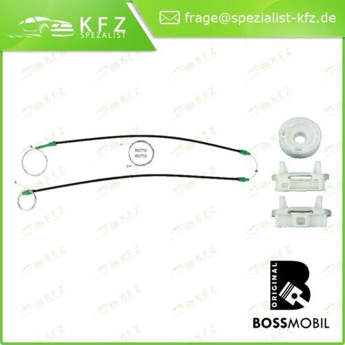 Vorne Rechts 4 TÜRIG Fensterheber Reparatursatz // kit FORD FOCUS Kombi