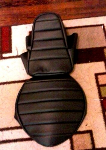 HONDA VT700C Shadow 1984-85 2 Piece Custom Hand Made Motorcycle Seat Cover