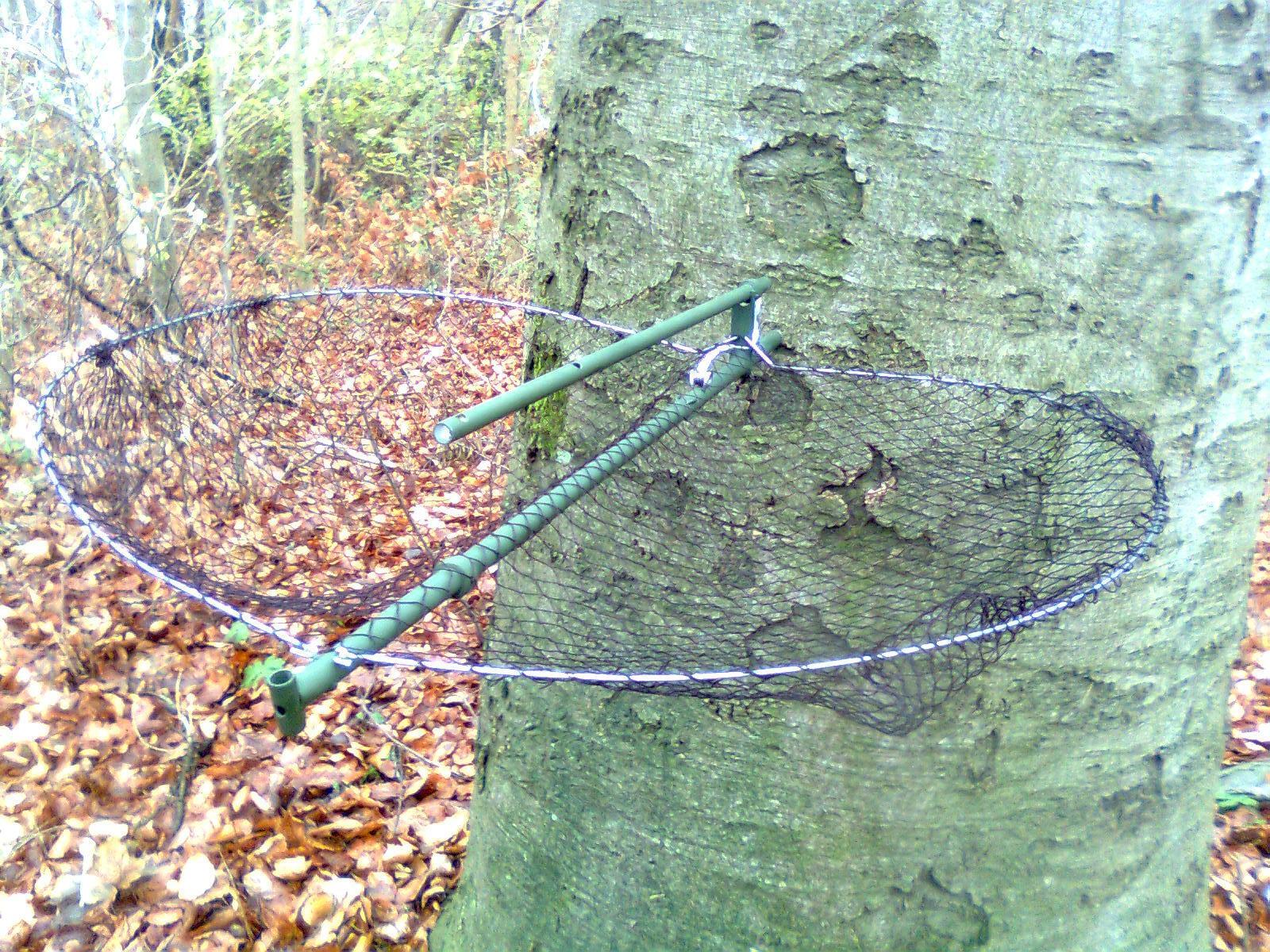XXL Vogelfalle  55 cm Trappola Uccelli Piege Oiseaux Bird Trap Trampa Pajaros