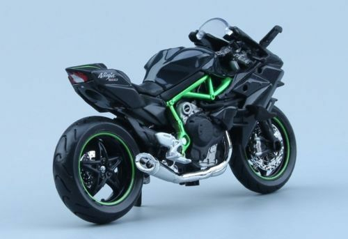 1:18 Scale Maisto Diecast H2R Kawasaki Motorcycle Model vehicle Toys Gifts