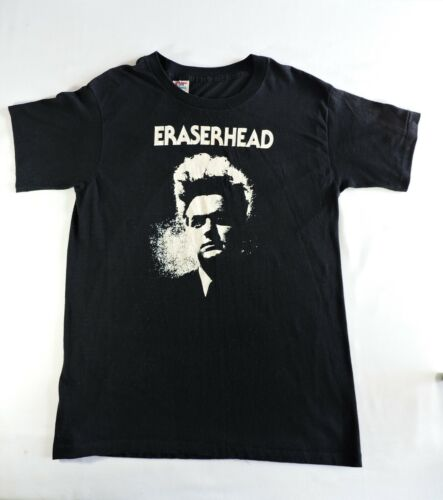 ERASERHEAD David Lynch T-Shirt black vintage 1990s