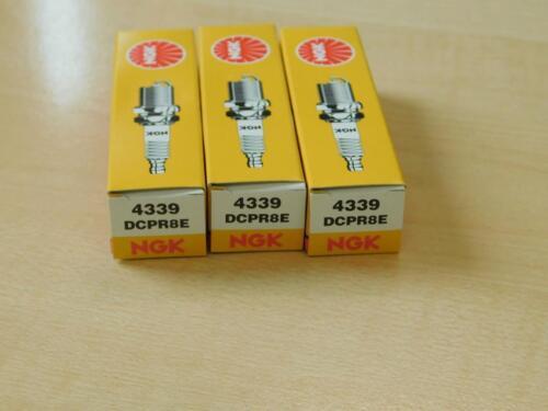 GX1800 HB  J  K  L M Bj 09-13 6,90€//Stck 4 NGK LFR6A Zündkerzen Yamaha FZR
