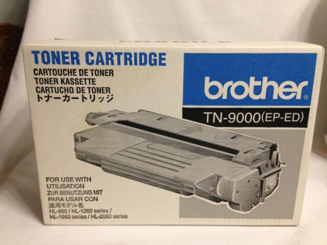 Brother TN-9000(EP-ED Toner for HL-960 HL-1260 HL-1660 HL-2060 Brand New Sealed!