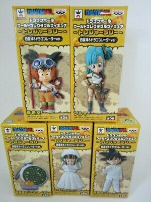 Dragon Ball World Collectable Figure WCF Treasure Rally II SS Gogeta NEW F//S A