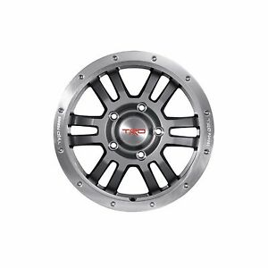 Toyota-Tundra-2012-2020-TRD-17-034-Bead-Lock-Style-Rock-Warrior-Rims-Set-OEM-NEW