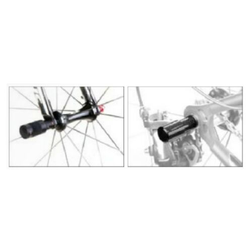 Cyclists/' Choice Bicycle Headlight Taillight Mount Peg for Quick Release Q//R