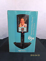 Ojo Shadow Personal Video Phone - Black (pvp-900)