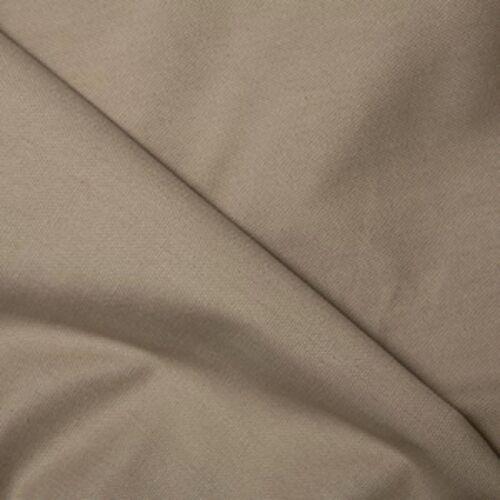 Solid Colour By The Quarter /& Metre 146cm 260GSM Canvas 100/% Cotton Fabric