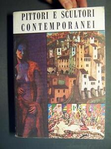 Pittori-Scultori-contemporanei-Catalogo-Panepinto1978