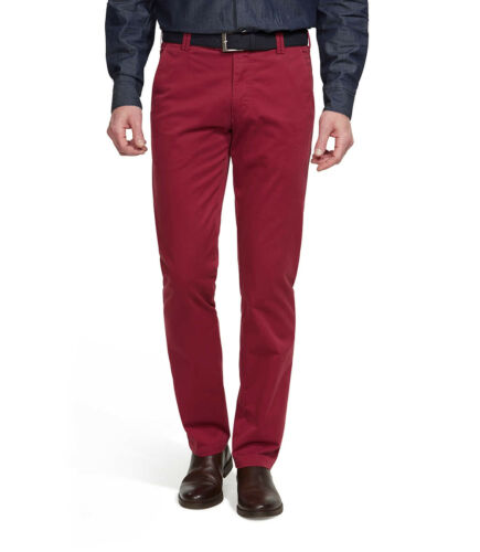 Meyer Messieurs Fairtrade gabardine Jeans Pantalons Bonn 9-3001-56 *