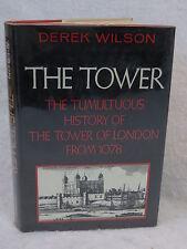 Derek Wilson  THE TOWER Charles Scribner's Sons 1979 1st US Edition HC/DJ