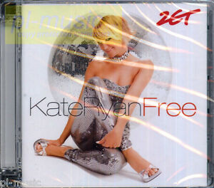 KATE-RYAN-034-FREE-034-CD-DVD-POLISH-EDITiON-sealed-from-Poland