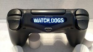 Playstation 4 ps4 controller dualshock 4 watch dogs led light bar image is loading playstation 4 ps4 controller dualshock 4 watch dogs aloadofball Images