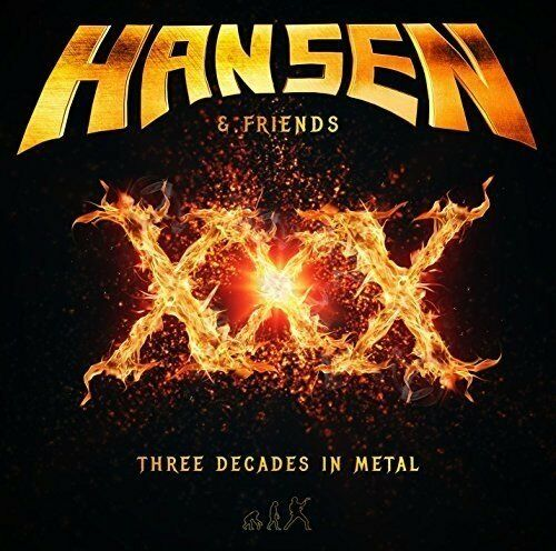 Xxx (Ltd/Bonus Track/Bonus Cd) KAI HANSEN CD