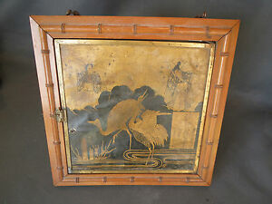 CADRE MIROIR TRIPTYQUE ANCIEN ancien miroir 3 faces napoleon 3 | eBay