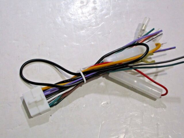 Clarion Marine Wiring Harness - Trusted Wiring Diagrams