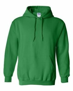 Gildan-Men-039-s-Hooded-Sweat-Shirt-Heavy-Blend-NEW